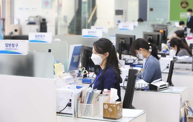 Các khoản vay tín dụng của các ngân hàng Hàn Quốc tăng vọt trong tháng 7