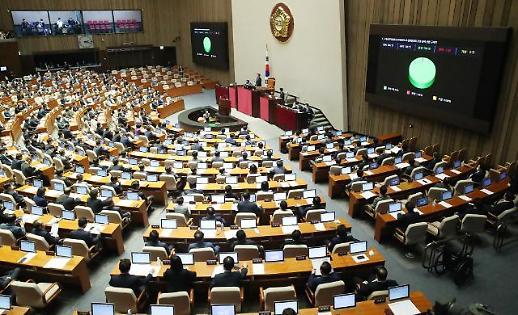 国会通过房地产税法修订案  多项民生经济法案提上议程