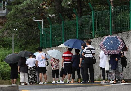 消息:中国明起受理韩国必要人员签证申请