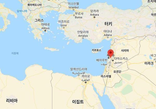 """""""지축이 흔들렸다""""...레바논 베이루트서 대형 폭발....최소 70명 사망"""