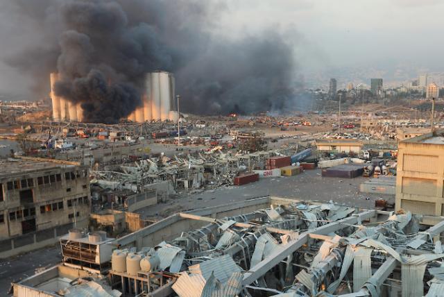 [레바논 폭발] 기록적인 폭발 사고엔 항상 질산암모늄이 있었다