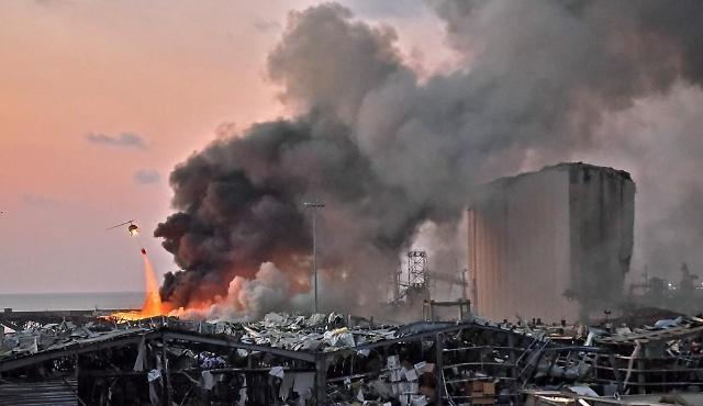 外交部:黎巴嫩爆炸尚无韩公民伤亡