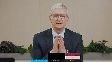 애플도 틱톡 인수전 참가?...애플 측 관심 없다 선 그어