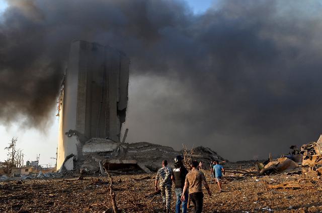 브렌트유 45달러 근접...베이루트 대폭발에 국제유가 급등