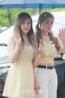 Lovelyz等录制KBS2综艺《Quiz上的Idol》