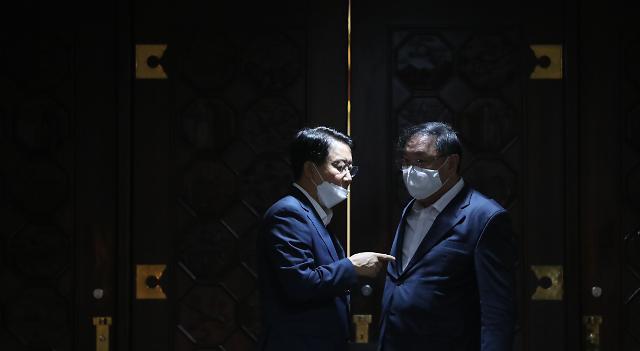 """민주, 부동산 공급대책 잡음에 """"공공주택 님비 안돼"""" 입단속"""
