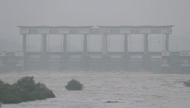 朝鲜边境水坝或再泄洪 韩国吁共享防汛信息