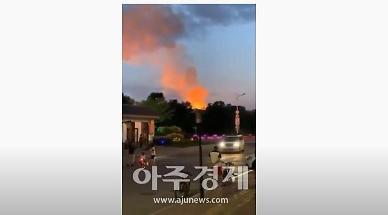 [영상] 北 양강도 혜산시 대형 가스폭발…사상자 40여명 발생