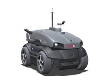 24시간 공장 순찰하는 5G 로봇 등장한다