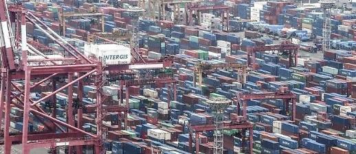 韩6月国际收支经常项目顺差68.8亿美元 创近8个月新高