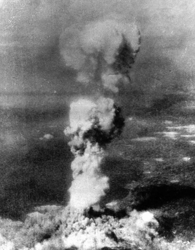 [슬라이드 포토] 75년 전 日 히로시마에 무슨 일이? 25만 명 한순간에…