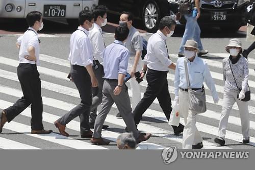 코로나19발 파산 물결에 빈 사무실 쏟아지는 도쿄