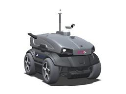 .LG Uplus partners with domestic company to develop 5G outdoor self-driving service robots.