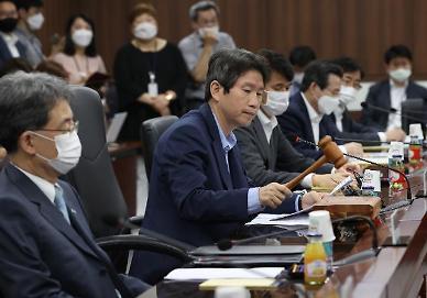 '北 무단방류 쓴소리' 이인영 장관, 오늘 군담댐 피해현장 방문