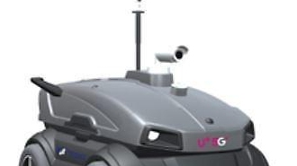 LG Uplus hợp tác với công ty trong nước để phát triển robot dịch vụ 5G tự hành ngoài trời