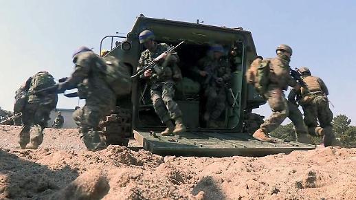 美国防部:韩美联合军演将按计划举行