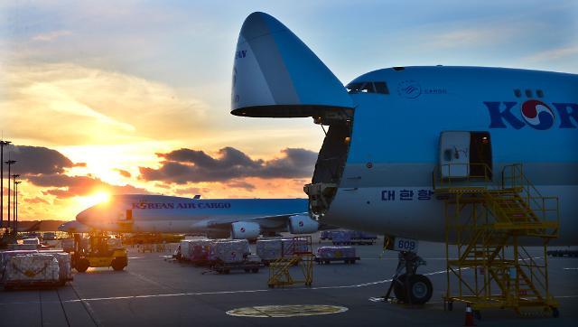 대한항공·아시아나, 화물 수송 앞세워 2분기 날았다