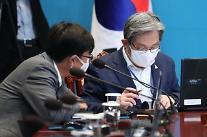 青瓦台、盧英敏秘書室長と首席秘書官5人が辞意表明