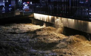 민주, 폭우로 광주·전남 합동연설회 연기…피해복구·재난대비 대응