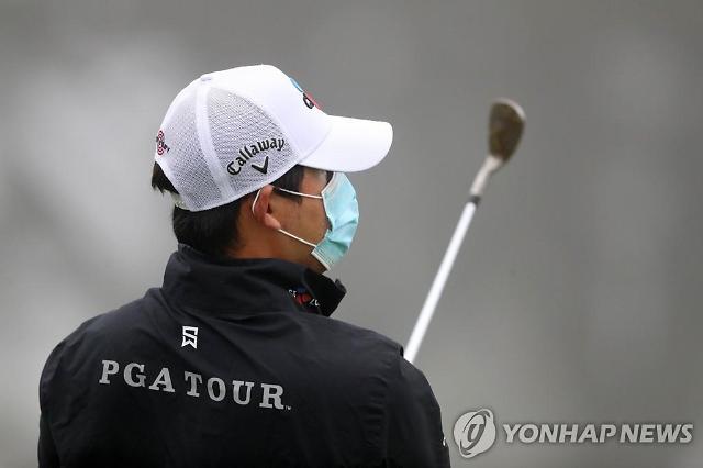 김시우, PGA 챔피언십 둘째 날 15위…김주형·임성재 탈락