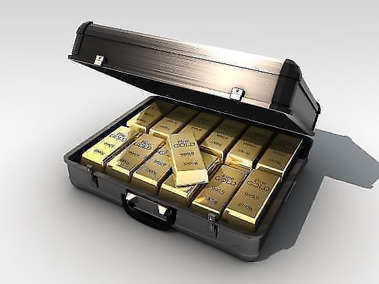 한은 금값 강세 기조 한동안 지속 가능성 높다