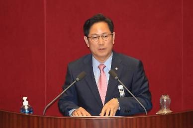 """박수영 """"지자체장 재·보궐 연 2회 실시해야""""...공직선거법 개정안 발의"""