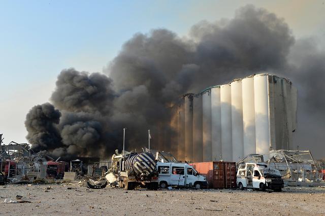 베이루트 폭발 원인 질산암모늄, 아덴항에도 대량 방치?