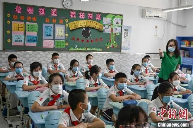 中 베이징 개학 일정 확정…사회 안정화 박차