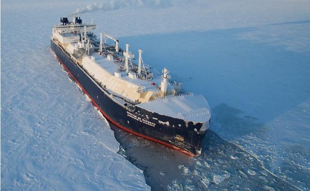 """한·중, 러시아 LNG선 수주전...""""中 위협 견제 민·관 협력 시급"""""""