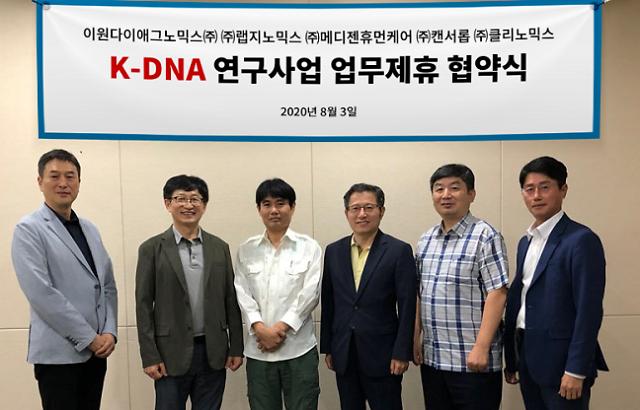 'K-DNA' 사업 입찰 코앞…컨소시엄 경쟁 제대로 붙었다