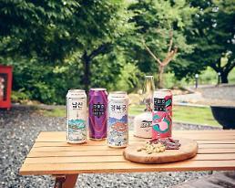 海外に進出する韓国産の手作りビール