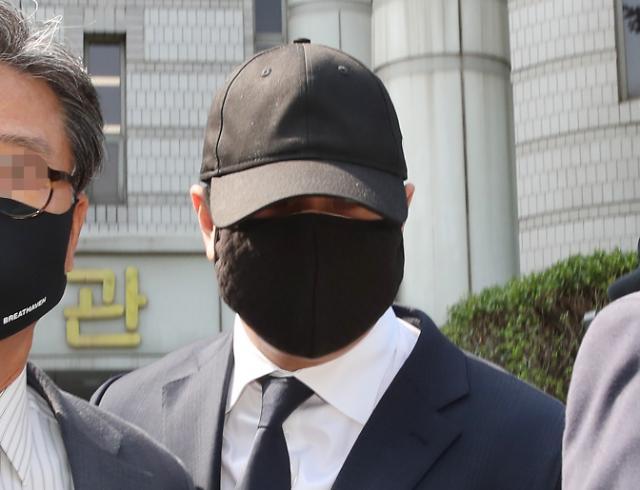 성관계 불법촬영 종근당 장남, 재판서 모든 혐의 인정