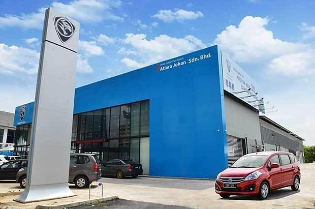 [NNA] 말레이시아 국민車 프로톤, 내년 브랜드 1위 목표