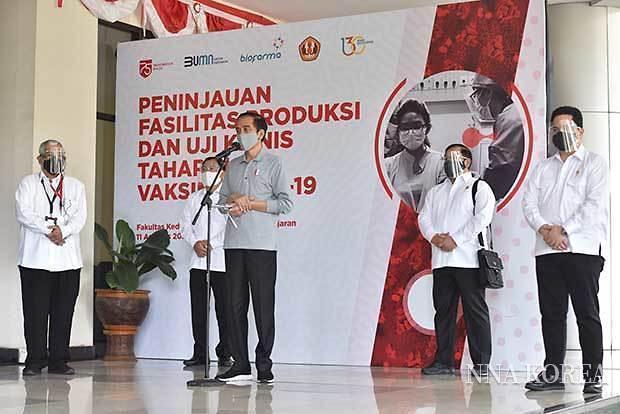 인도네시아, 조코위 대통령