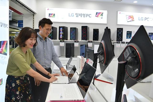 COVID-19 pandemic boosts sales of PCs and tablets in S. Korea