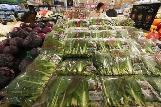 超长雨季致水产品物价飞涨 中秋将至愁坏韩国主妇