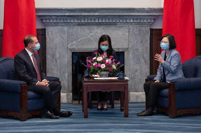 [NNA] 미국-타이완, 공중위생 협력강화에 1천억 투입?