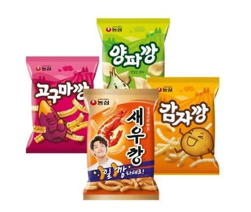 """GANG""成韩国今年最热梗 农心虾条销量创历史最高纪录"