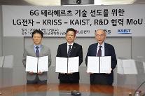 LG電子、KAISTなどと「6G同盟」…次世代移動通信技術の先取りに乗り出す
