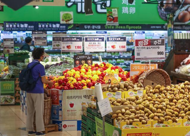 긴 장마에 농수산물 이어 커피·설탕 등 생필품 가격도 들썩
