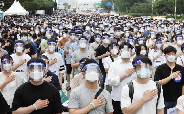 韩政府今就全国医界罢诊发表立场