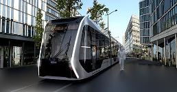 Hyundai Rotem pushes for hydrogen-electric tram demonstration in Ulsan