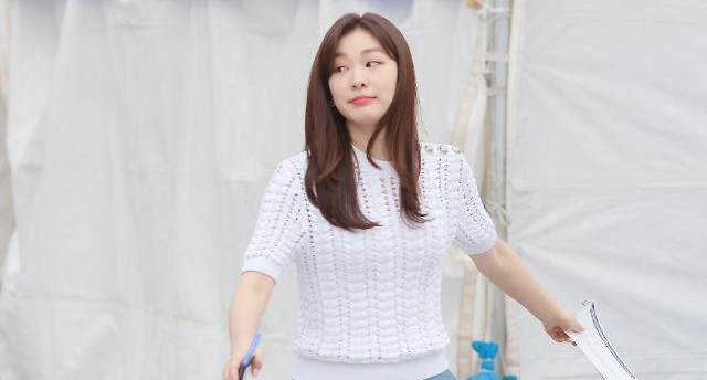 [포토] 김연아가 깜짝 놀란 이유는?