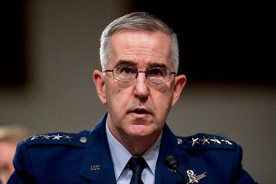 美军高层:美国有高效防御体系应对朝鲜导弹威胁