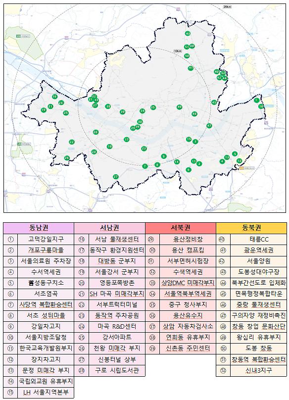 베일 벗은 수도권 127만가구 공급 계획 세부안…서울에 36.4만가구