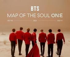 BTS gặp gỡ người hâm mộ thông qua buổi biểu diễn ngoại tuyến và trực tuyến tại Seoul vào tháng 10
