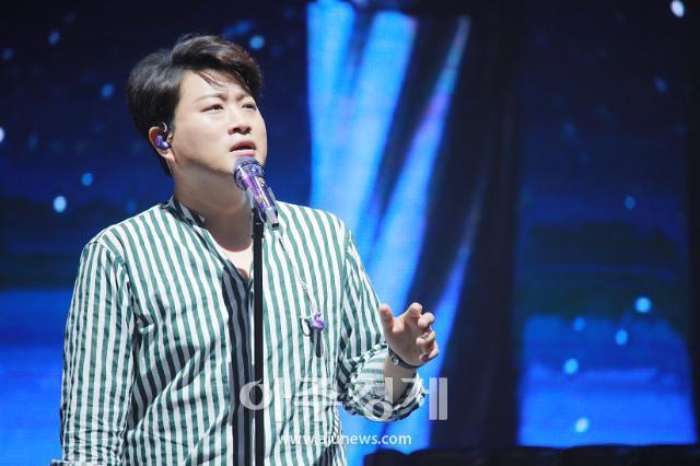 [포토] 김호중, 천상의 목소리 (우리家 처음으로)