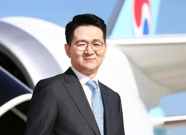 조원태 한진그룹 회장 잇단 주식담보대출... 조현아 견제(?)
