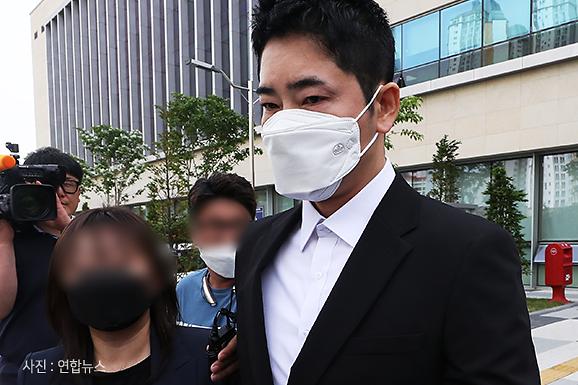 성폭행 혐의 강지환, 판결 불복해 상고…CCTV 등 공개