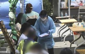 Trong vòng 1 ngày có gần 50 nghìn người nhiễm và hơn 1300 người tử vong do Covid-19 tại Brazil
